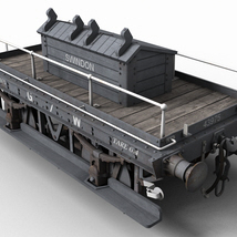 Shunters truck - Extended License image 1