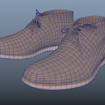 Men's Boots - Photoscanned PBR - Extended License image 7