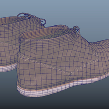 Men's Boots - Photoscanned PBR - Extended License image 8