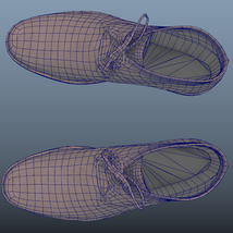 Men's Boots - Photoscanned PBR - Extended License image 9