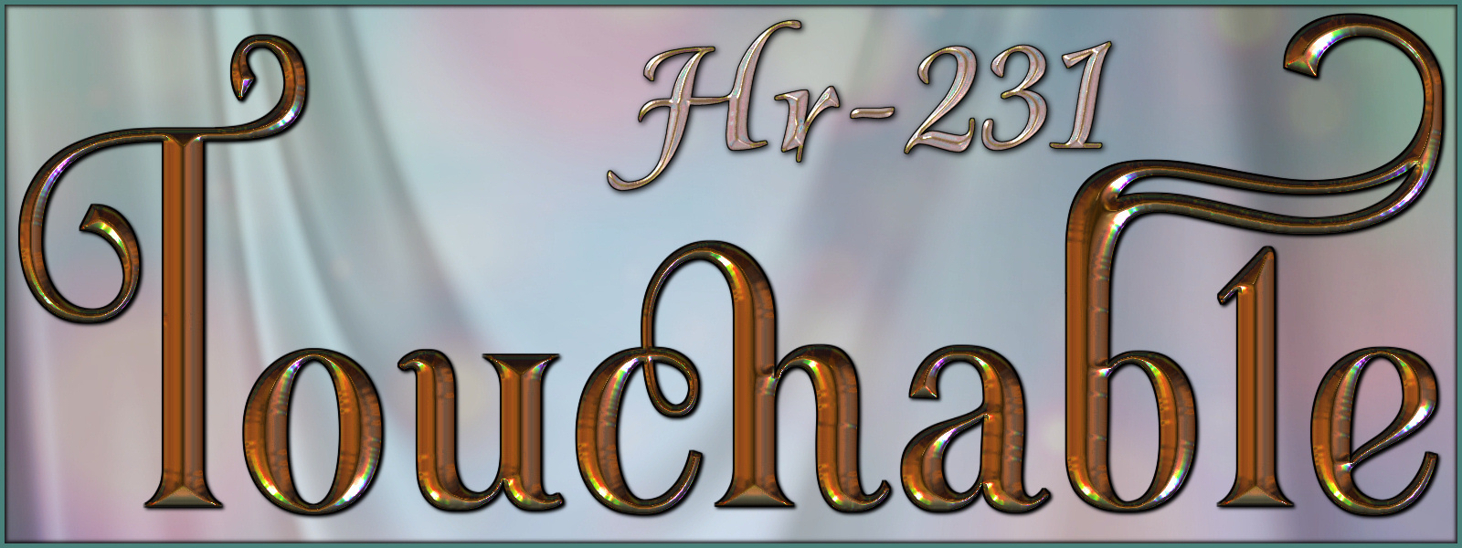 Touchable Hr-231 by -Wolfie-