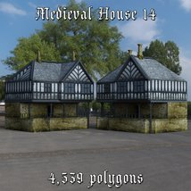 Medieval World Set 3 for DAZ Studio image 2