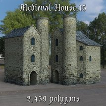 Medieval World Set 3 for DAZ Studio image 3
