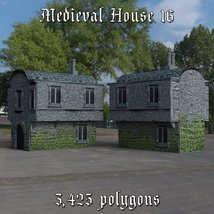 Medieval World Set 3 for DAZ Studio image 4