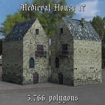 Medieval World Set 3 for DAZ Studio image 5