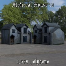 Medieval World Set 4 for DAZ Studio image 2