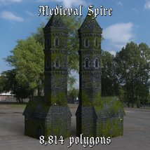Medieval World Set 4 for DAZ Studio image 5