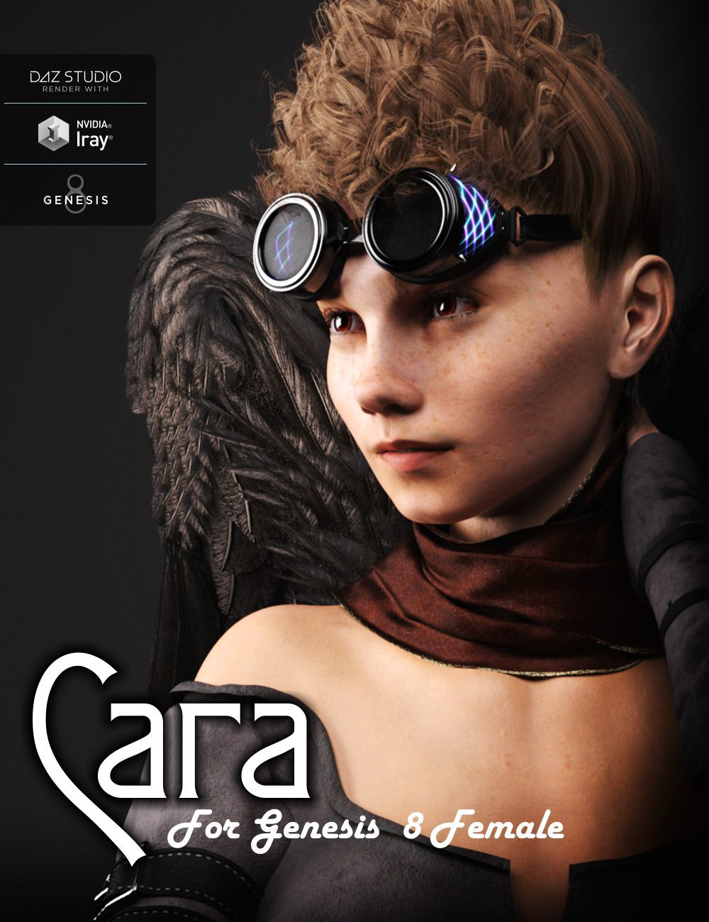 Cara for G8F by brahann