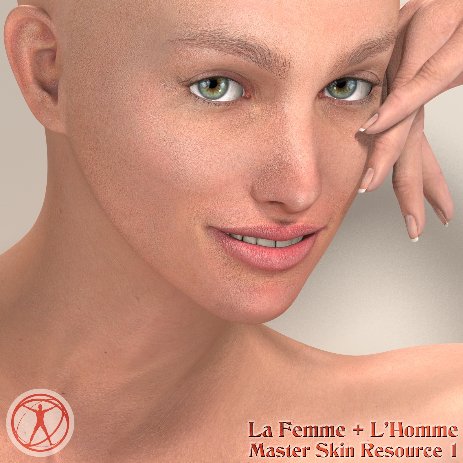 La Femme + L'Homme - Master Skin Resource 1 by 3Dream
