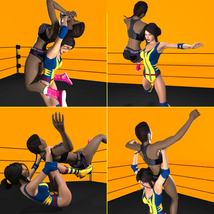 Finisher Poses for Victoria 4 image 2