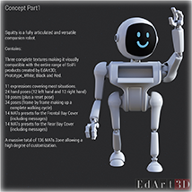 SQUITTY - The companion robot image 1