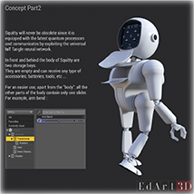 SQUITTY - The companion robot image 2