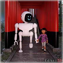 SQUITTY - The companion robot image 7