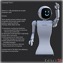 SAMMY - The companion robot image 1