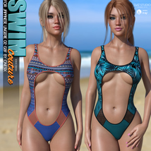 SWIM Couture for Japanese Lingerie 02 image 1