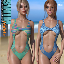 SWIM Couture for Japanese Lingerie 02 image 6
