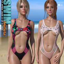 SWIM Couture for Japanese Lingerie 02 image 8