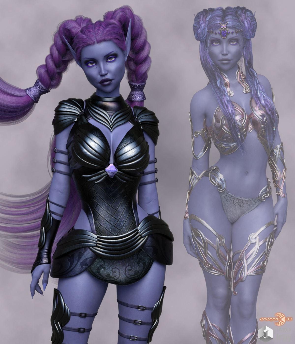 Violetta HD for Victoria 8 by Anagord