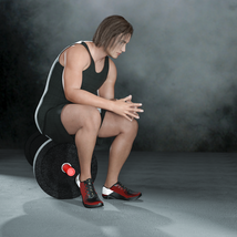 Functional Training Shoes  for Genesis 3 and 8 image 5
