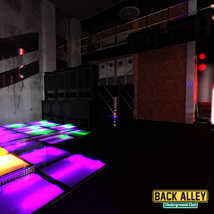 Back Alley Underground Club for DS Iray - Extended License image 5