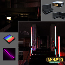 Back Alley Underground Club for DS Iray - Extended License image 8