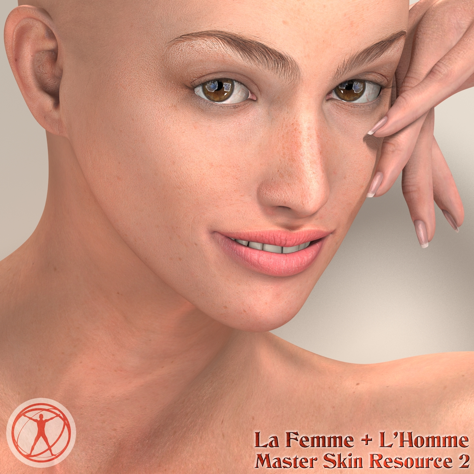 La Femme + L'Homme - Master Skin Resource 2 by 3Dream