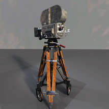 MS20 Motion Picture Camera & Lights image 2