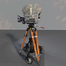 MS20 Motion Picture Camera & Lights image 3