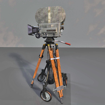 MS20 Motion Picture Camera & Lights image 4
