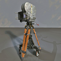 MS20 Motion Picture Camera & Lights image 5