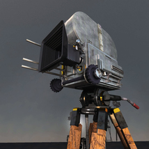 MS20 Motion Picture Camera & Lights image 9