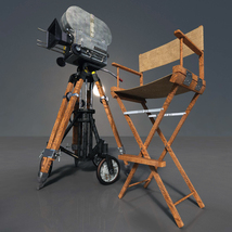 MS20 Motion Picture Camera & Lights image 10