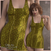 Glitzy for Caliente Dress image 9