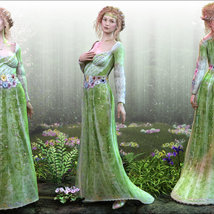 Princess of Spring image 2