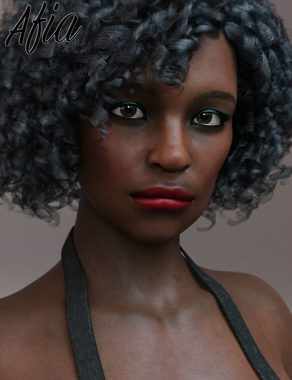 TDT-Afia for Genesis 8 Female by Deva3D