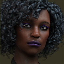 TDT-Afia for Genesis 8 Female image 4