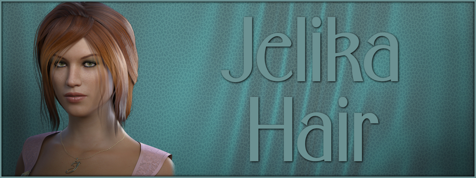 Jelika Hair G3F G8F by -Wolfie-