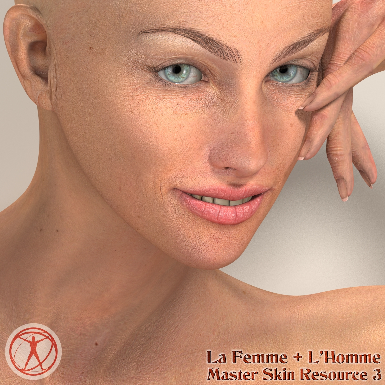 La Femme  and L'Homme - Master Skin Resource 3 by 3Dream