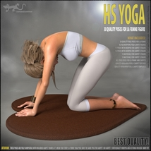 Yoga - 30 Quality Poses For La Femme image 1