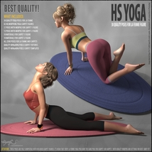 Yoga - 30 Quality Poses For La Femme image 3