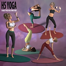 Yoga - 30 Quality Poses For La Femme image 4