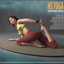 Yoga - 30 Quality Poses For La Femme image 5