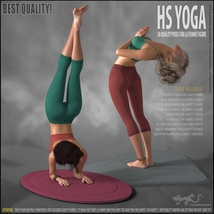 Yoga - 30 Quality Poses For La Femme image 6
