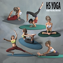 Yoga - 30 Quality Poses For La Femme image 7