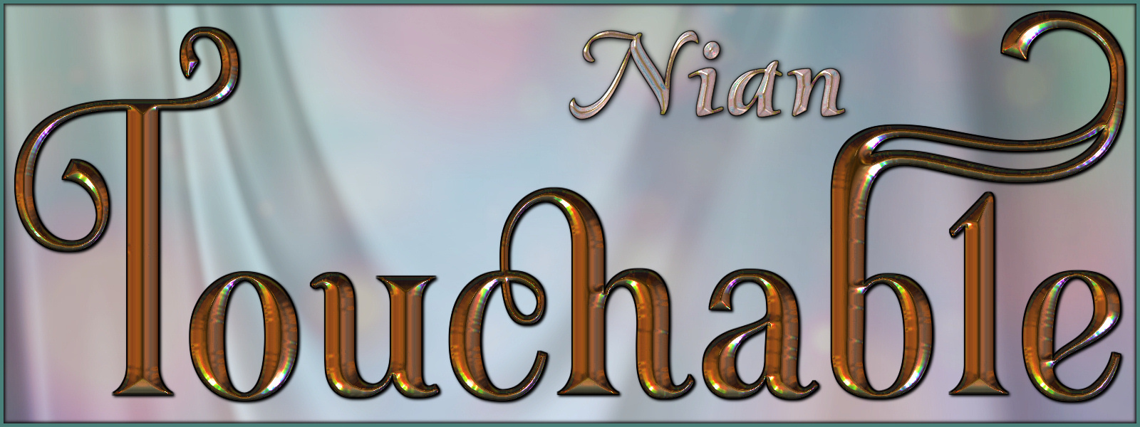 Touchable Nian Poser by -Wolfie-
