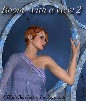 Room with a view2  2D Graphics ornylia