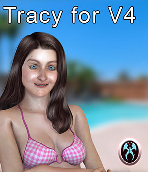 Tracy for Victoria 4 3D Figure Assets nymesis