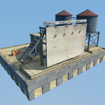Industrial Roof Construction for DS image 3