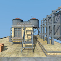 Industrial Roof Construction for DS image 5