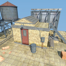 Industrial Roof Construction for DS image 6